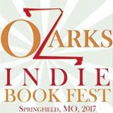 logo for Ozarks Indie Book Fest